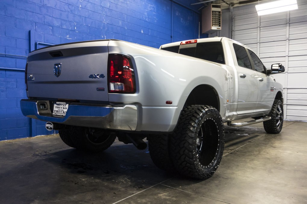 Used 2012 Dodge Ram 3500 Slt Dually 4x4 Diesel Truck For