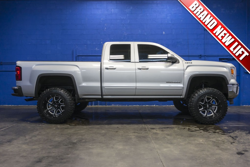 used 2014 gmc sierra 1500 sle 4x4 truck for sale northwest motorsport. Black Bedroom Furniture Sets. Home Design Ideas