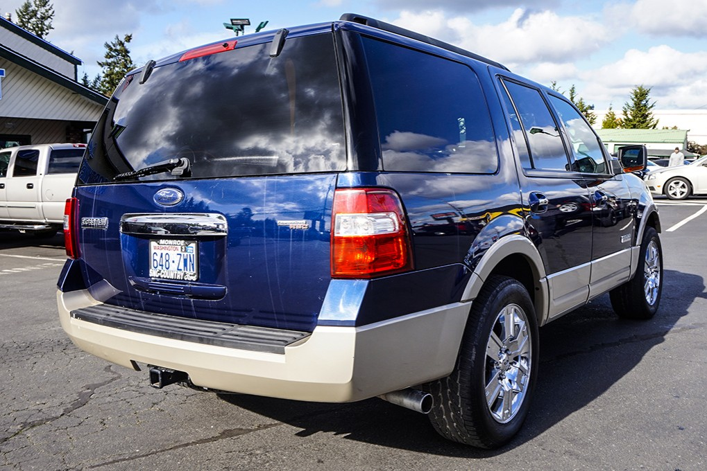 used 2007 ford expedition eddie bauer 4x4 suv for sale - 27914b