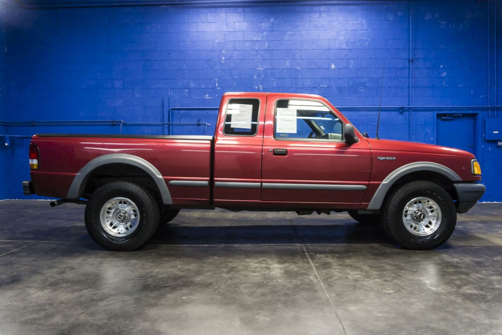 Lifted Ford Truck >> Used 1993 Ford Ranger 4x4 Truck For Sale - 28007B