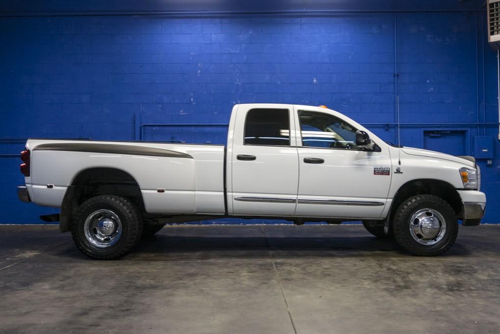 used 2009 dodge ram 3500 slt dually 4x4 diesel truck for sale northwest motorsport. Black Bedroom Furniture Sets. Home Design Ideas