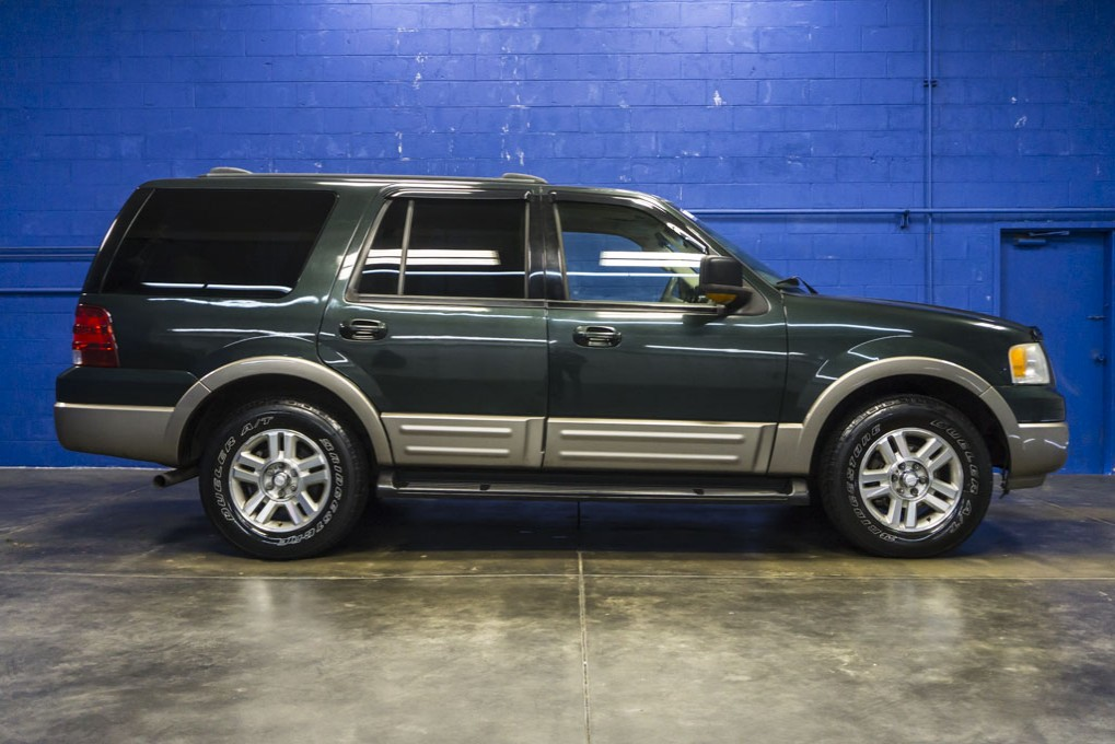 used 2003 ford expedition eddie bauer 4x4 suv for sale. Black Bedroom Furniture Sets. Home Design Ideas