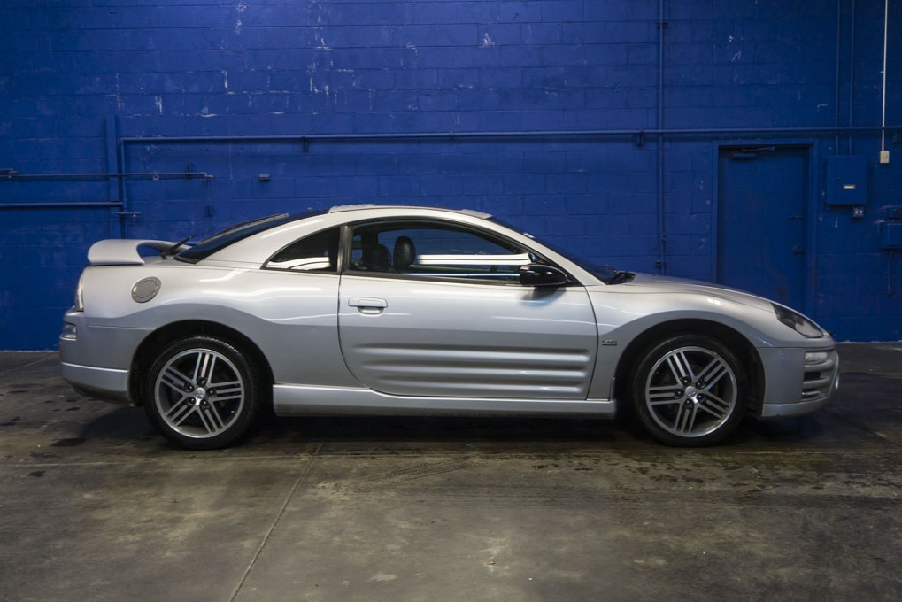 used 2003 mitsubishi eclipse gts fwd hatchback for sale. Black Bedroom Furniture Sets. Home Design Ideas