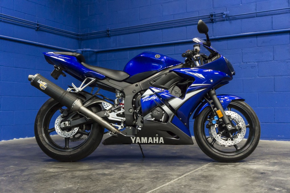 used 2007 yamaha r6 s rwd motorcycle for sale northwest motorsport. Black Bedroom Furniture Sets. Home Design Ideas