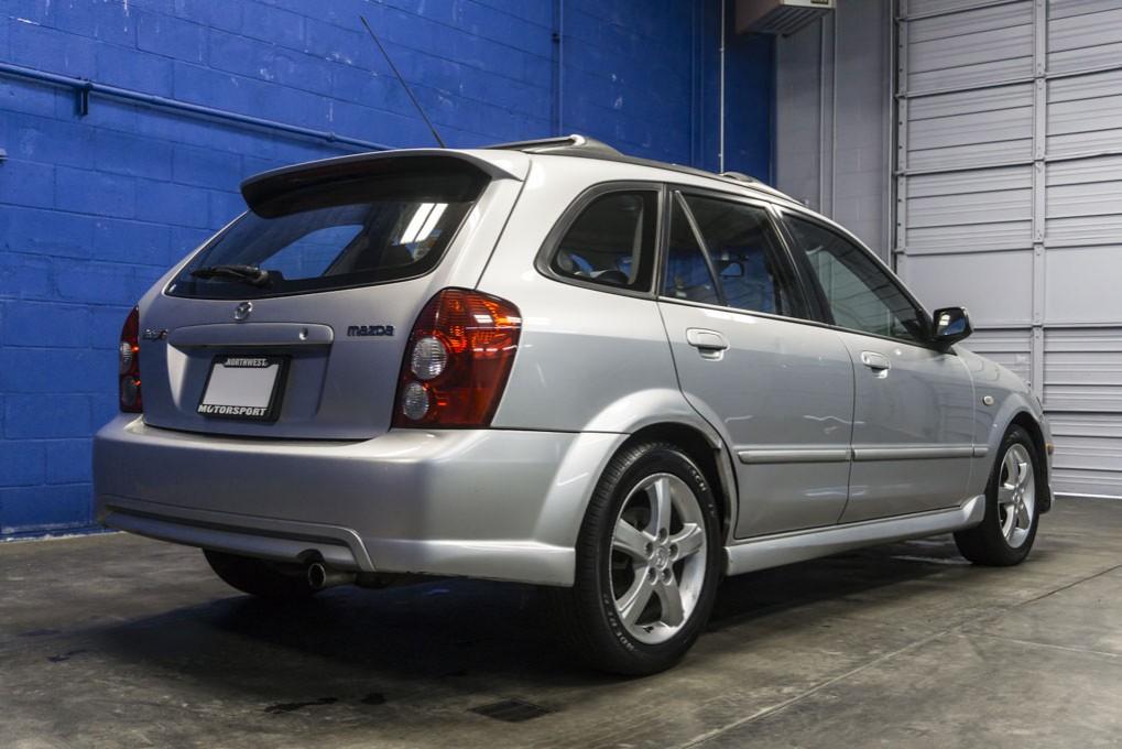 Used 2002 Mazda Protege PR5 FWD Hatchback For Sale - 28238A