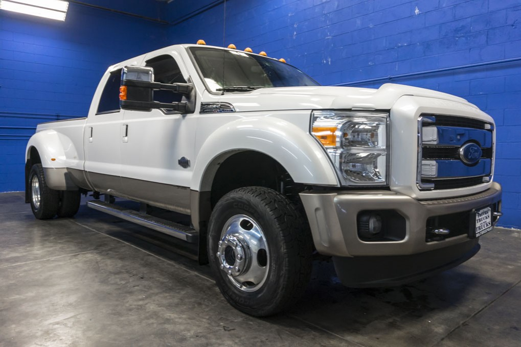 used 2011 ford f 450 king ranch dually 4x4 diesel truck for sale 28267a. Black Bedroom Furniture Sets. Home Design Ideas