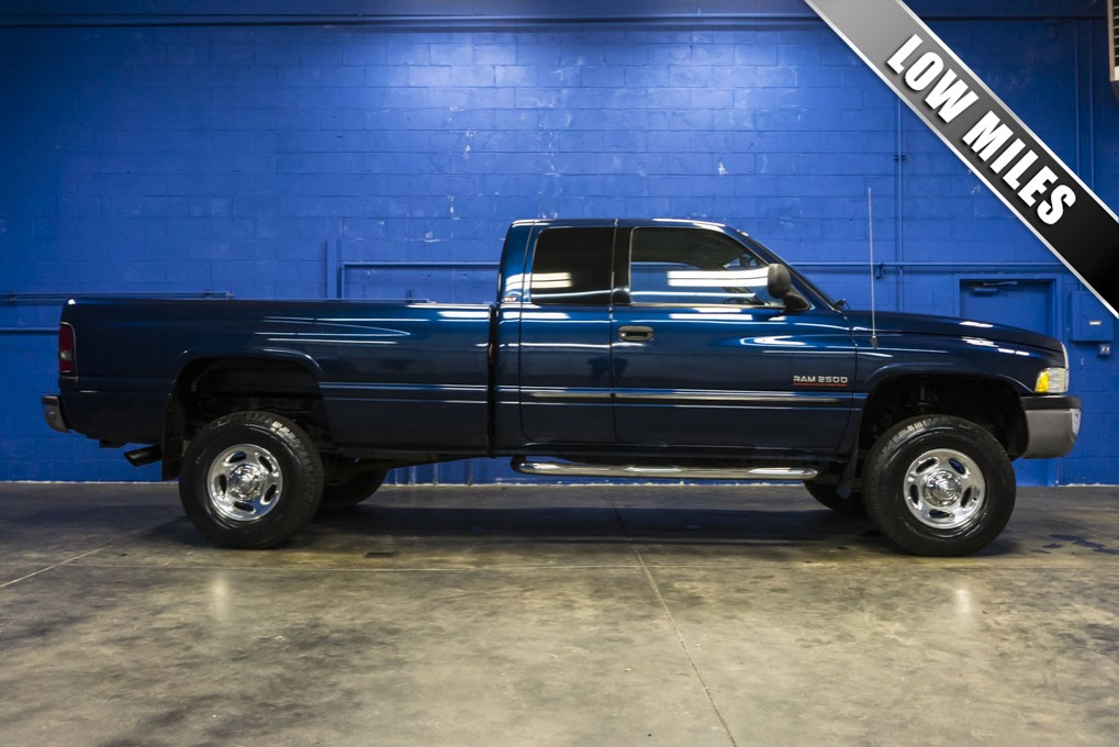 Used 2002 Dodge Ram 2500 SLT 4x4 Diesel Truck For Sale ...