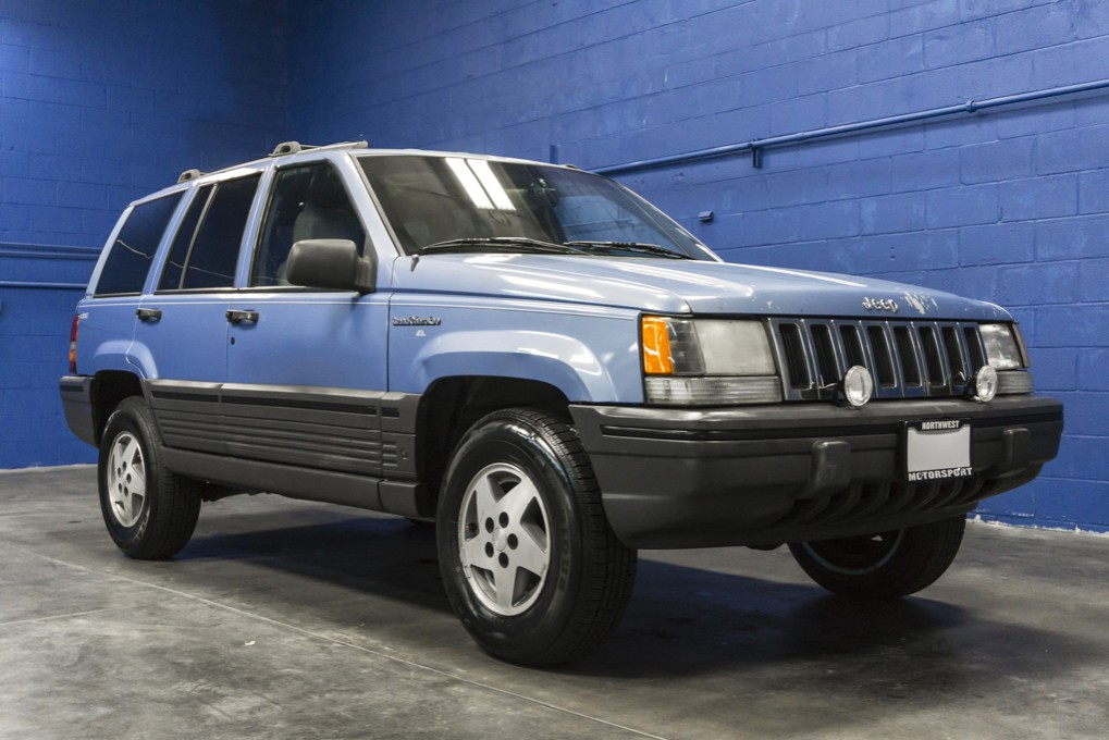 Used 1993 Jeep Grand Cherokee Laredo 4x4 SUV For Sale - 28345M