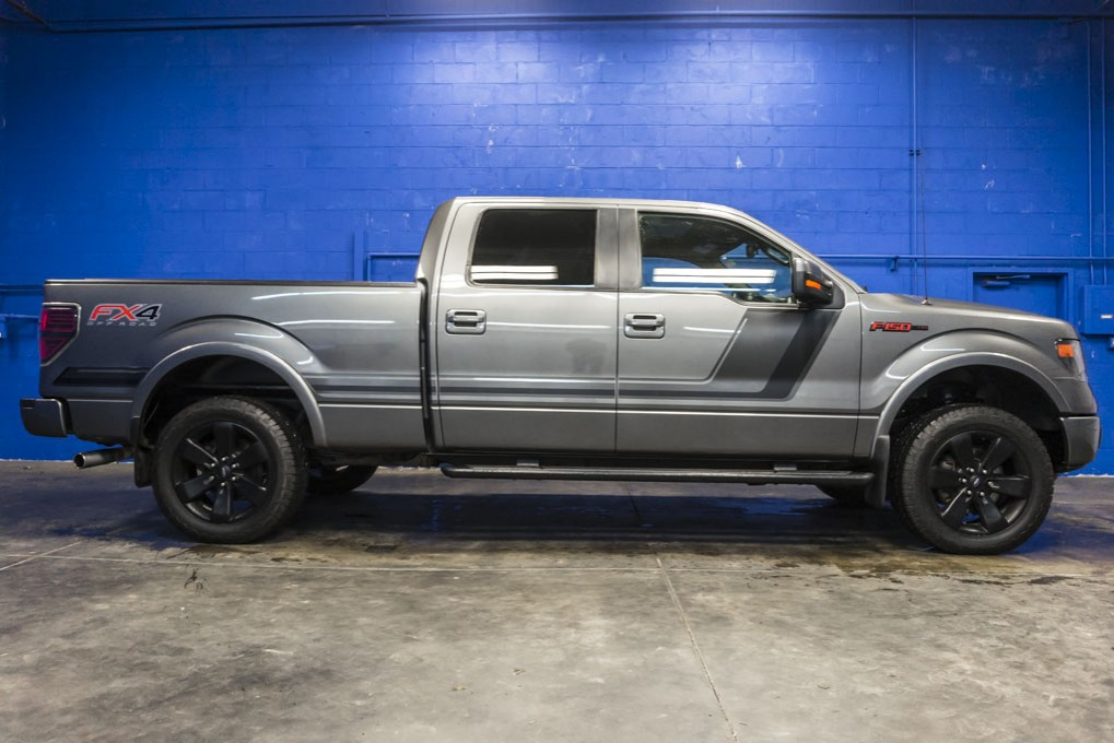 used 2014 ford f 150 fx4 4x4 truck for sale northwest motorsport. Black Bedroom Furniture Sets. Home Design Ideas