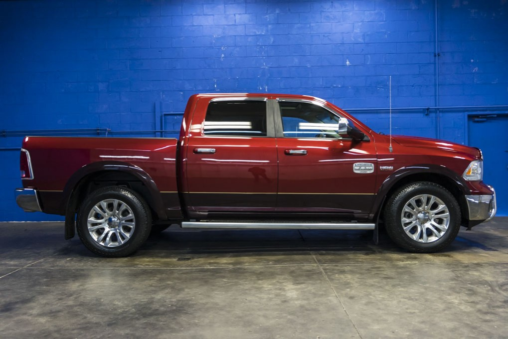 used 2013 dodge ram 1500 longhorn 4x4 truck for sale northwest motorsport. Black Bedroom Furniture Sets. Home Design Ideas