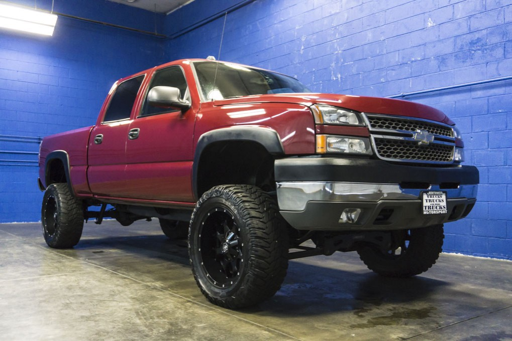 Used 2005 Chevrolet Silverado 2500HD 4x4 Truck For Sale ...