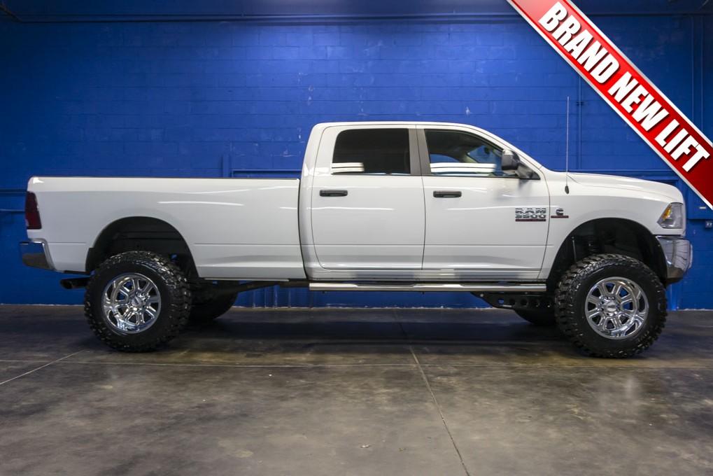 Used 2015 Dodge Ram 3500 Slt 4x4 Diesel Truck For Sale 28480