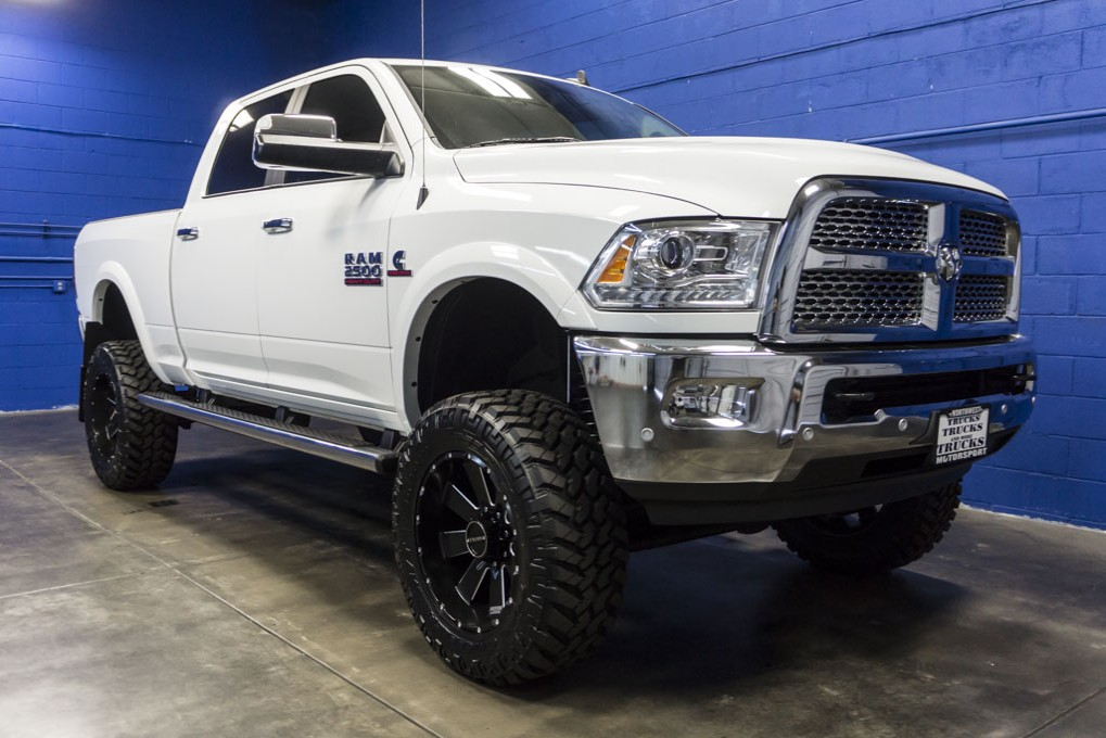 lifted 2016 dodge ram 2500 laramie 4x4 northwest motorsport. Black Bedroom Furniture Sets. Home Design Ideas