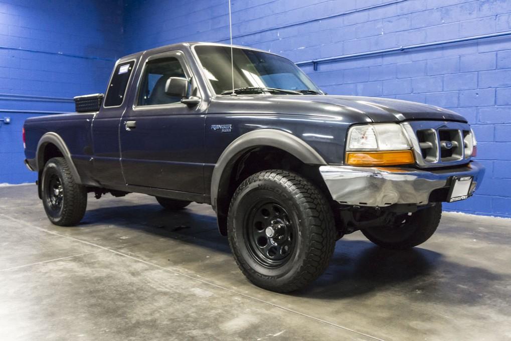 used 1999 ford ranger xlt 4x4 truck for sale 28636c. Black Bedroom Furniture Sets. Home Design Ideas