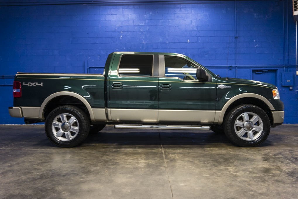 used 2007 ford f 150 king ranch 4x4 truck for sale 28657. Black Bedroom Furniture Sets. Home Design Ideas