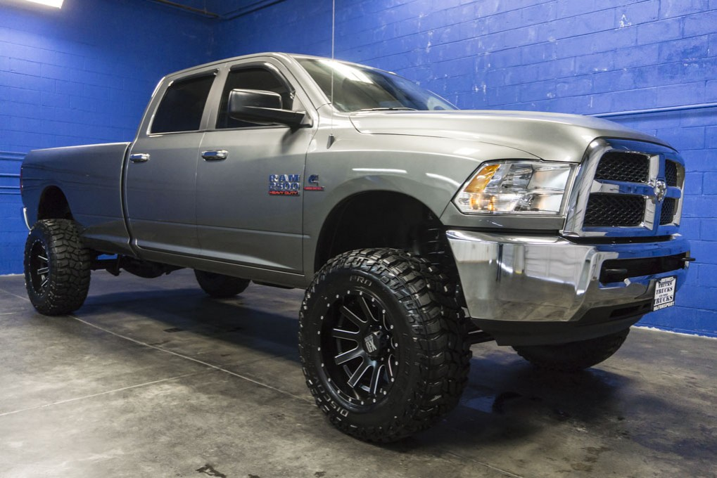 Used 2013 Dodge Ram 2500 Slt 4x4 Diesel Truck For Sale 28716