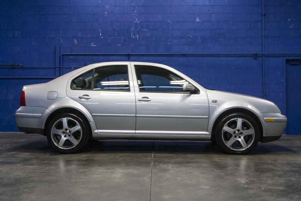 Used 2003 Volkswagen Jetta Gli Fwd Sedan For Sale