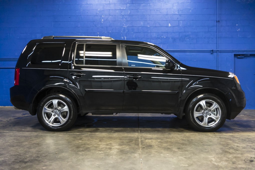 used 2014 honda pilot ex l awd suv for sale northwest motorsport. Black Bedroom Furniture Sets. Home Design Ideas