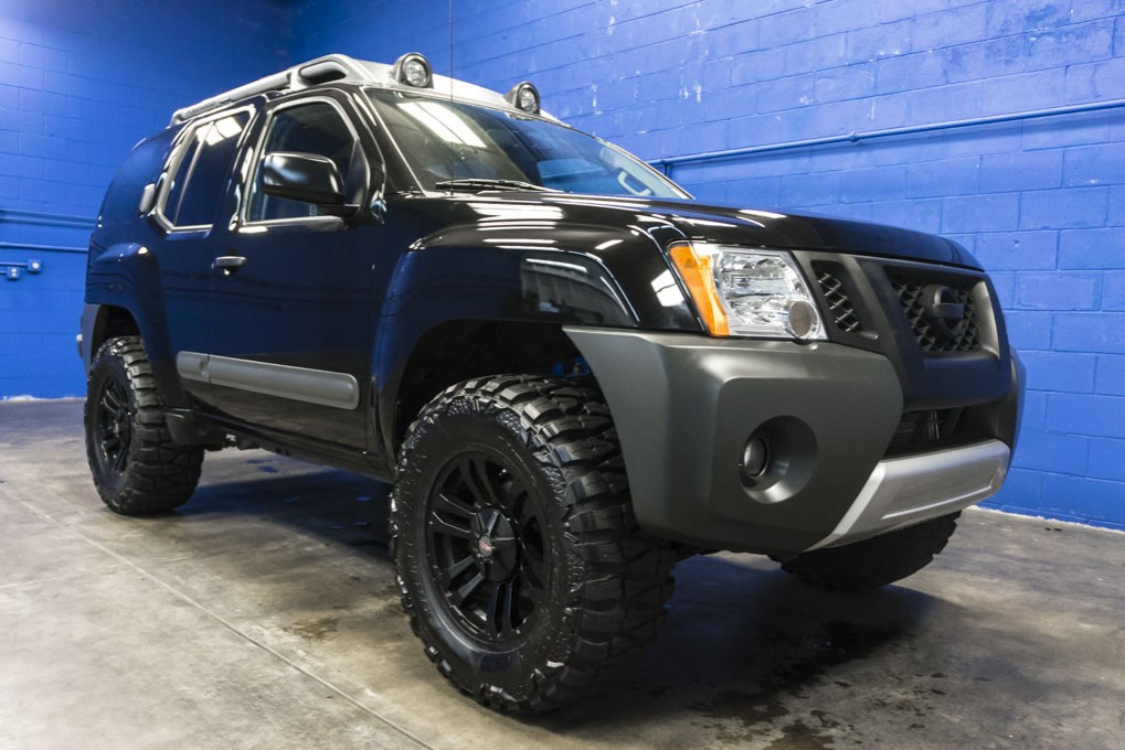 used 2015 nissan xterra pro 4x 4x4 suv for sale 28950. Black Bedroom Furniture Sets. Home Design Ideas