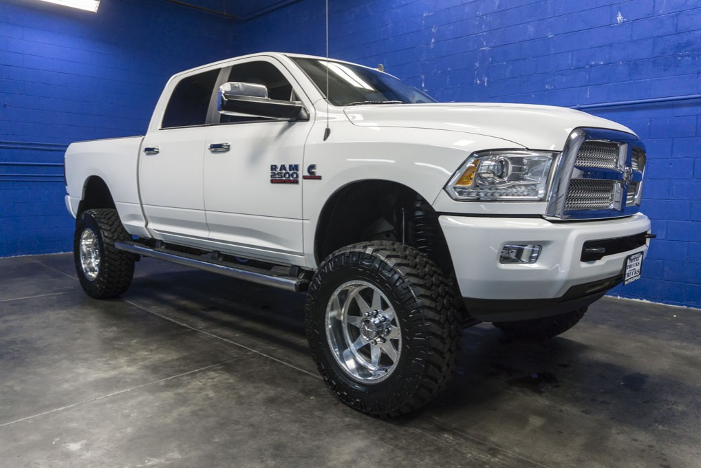 Used 2015 Dodge Ram 2500 Limited 4x4 Diesel Truck For Sale