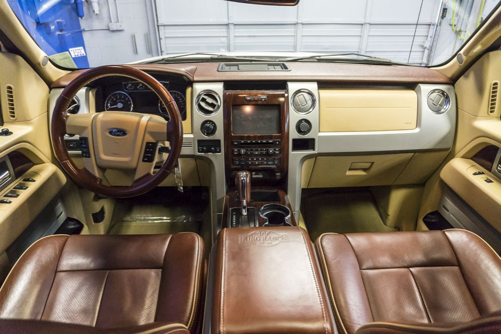 Used 2011 Ford F 150 King Ranch 4x4 Truck For Sale 29052