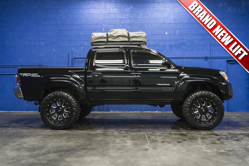 Lifted Toyota Tacoma For Sale >> Used 2015 Toyota Tacoma 4x4 Truck For Sale - Northwest Motorsport