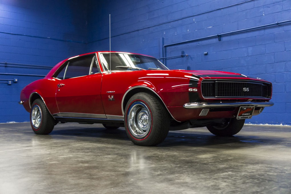 Used 1967 Chevrolet Camaro, $57999