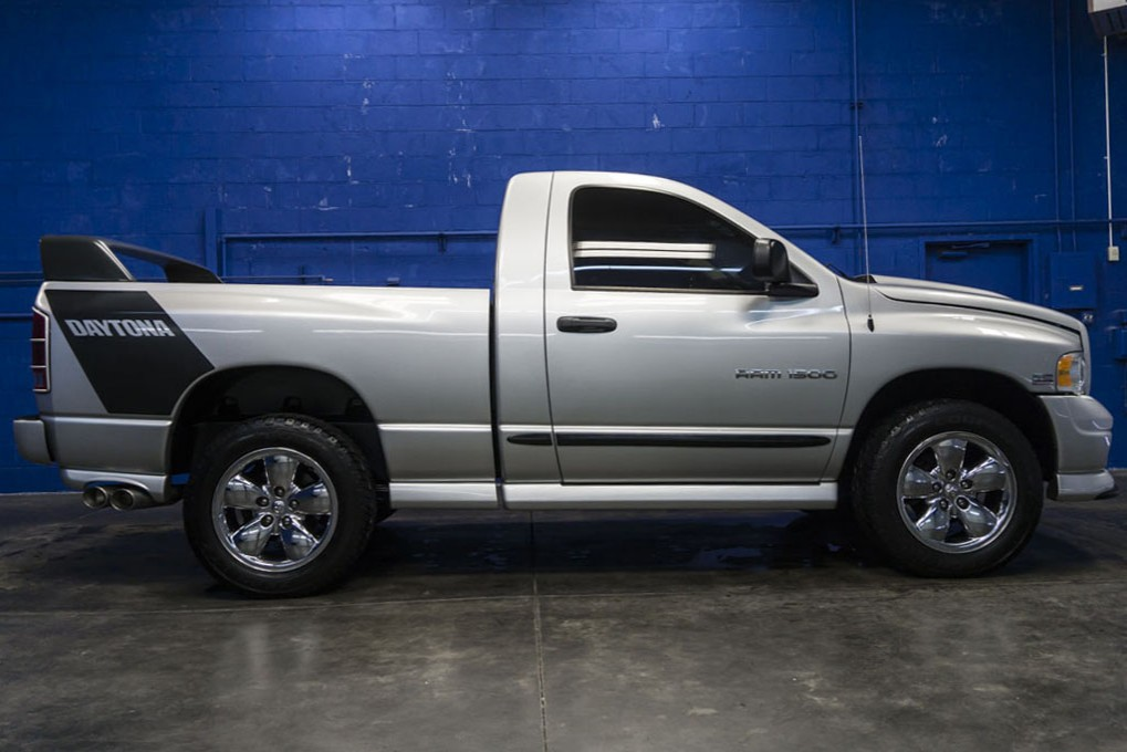 Used 2005 Dodge Ram 1500 Daytona 4x4 Truck For Sale - 29272