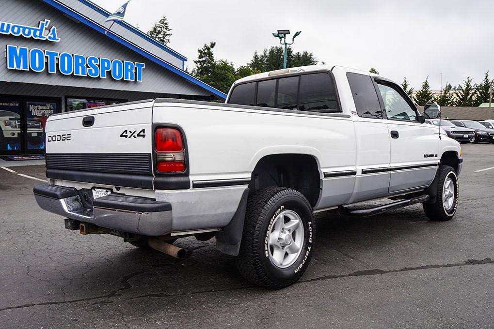 used 1997 dodge ram 1500 slt 4x4 truck for sale 29378a. Black Bedroom Furniture Sets. Home Design Ideas