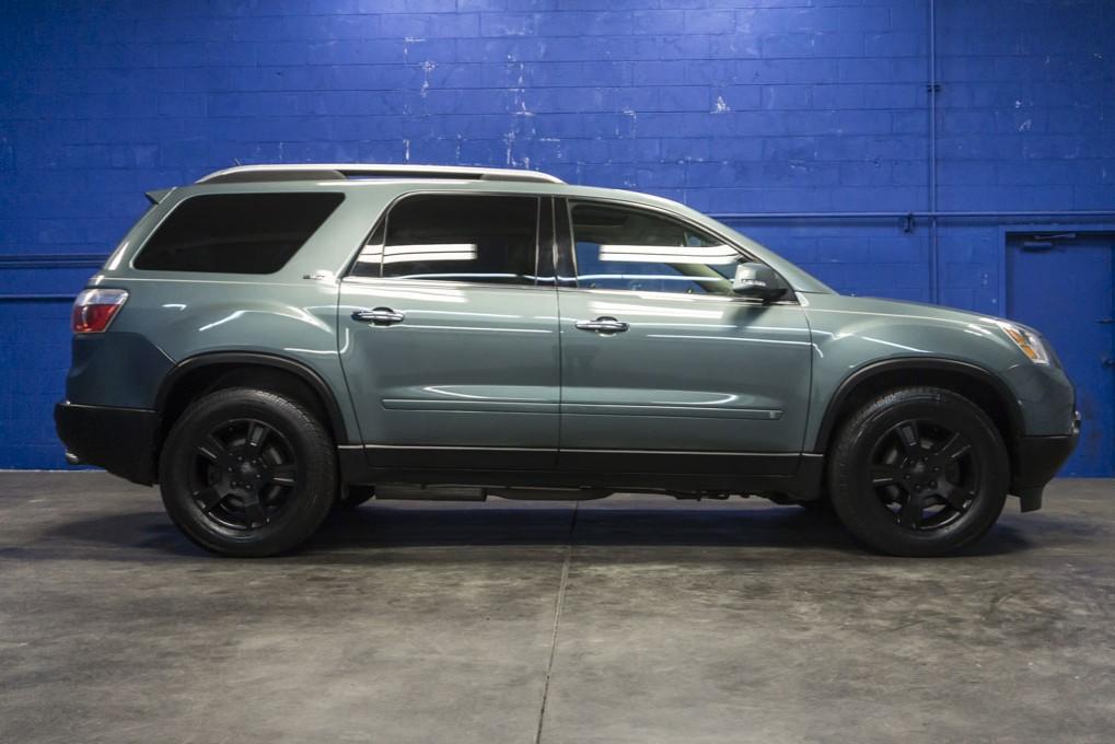 Used Gmc Acadia >> Used 2009 GMC Acadia SLT AWD SUV For Sale - Northwest Motorsport