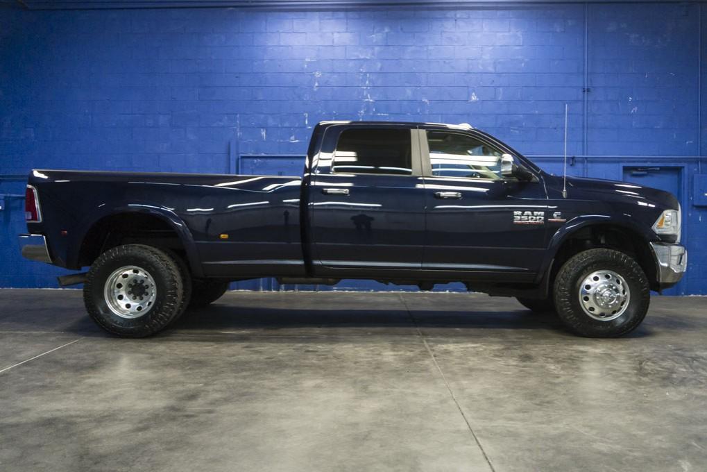 used 2013 dodge ram 3500 laramie dually 4x4 diesel truck for sale northwest motorsport. Black Bedroom Furniture Sets. Home Design Ideas