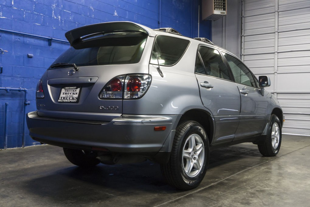 Used 2001 Lexus RX300 AWD SUV For Sale - 29629
