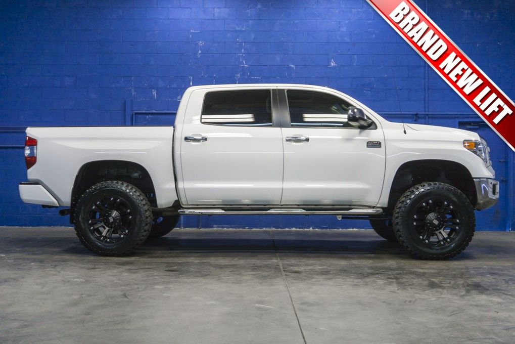 Used 2015 Toyota Tundra 1794 Edition 4x4 Truck For Sale
