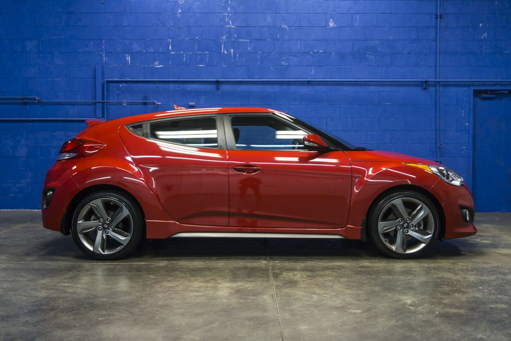 used 2013 hyundai veloster turbo fwd coupe for sale northwest motorsport. Black Bedroom Furniture Sets. Home Design Ideas