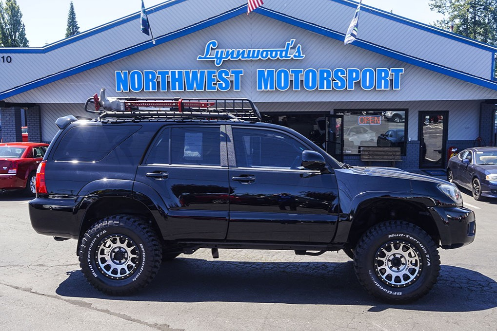 used 2008 toyota 4runner 4x4 suv for sale northwest motorsport. Black Bedroom Furniture Sets. Home Design Ideas