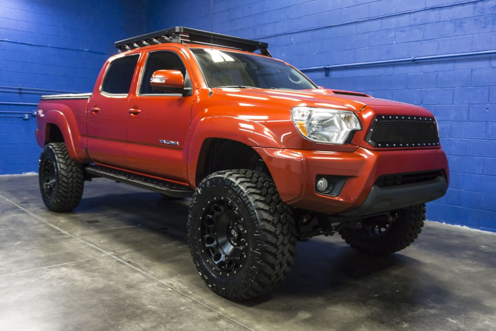 2013 toyota tacoma trd sport 4x4 northwest motorsport. Black Bedroom Furniture Sets. Home Design Ideas