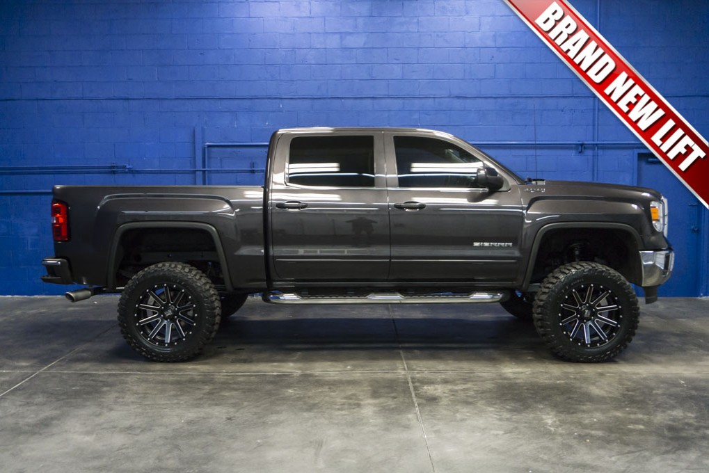 2014 gmc sierra 1500 sle northwest motorsport. Black Bedroom Furniture Sets. Home Design Ideas