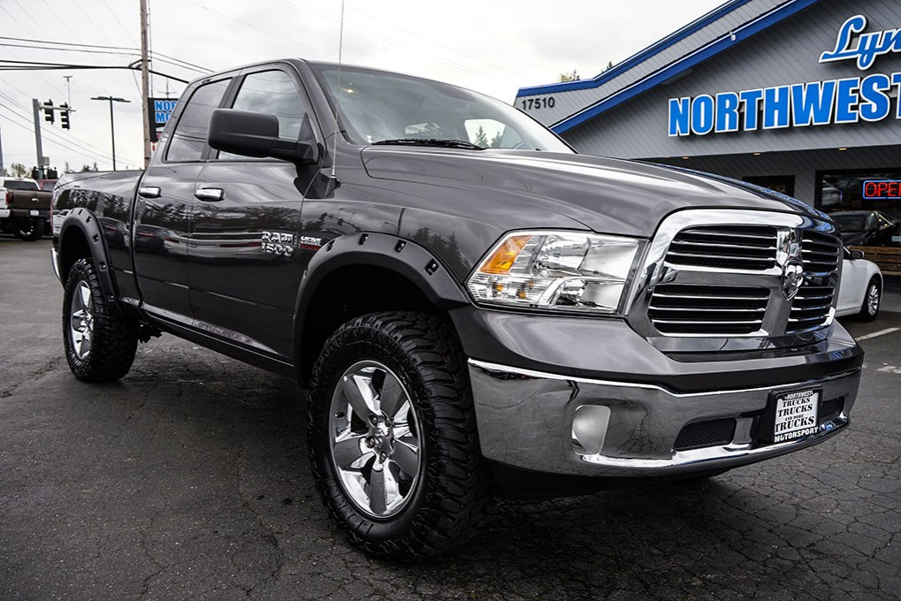 used 2015 dodge ram 1500 big horn 4x4 truck for sale 29968. Black Bedroom Furniture Sets. Home Design Ideas