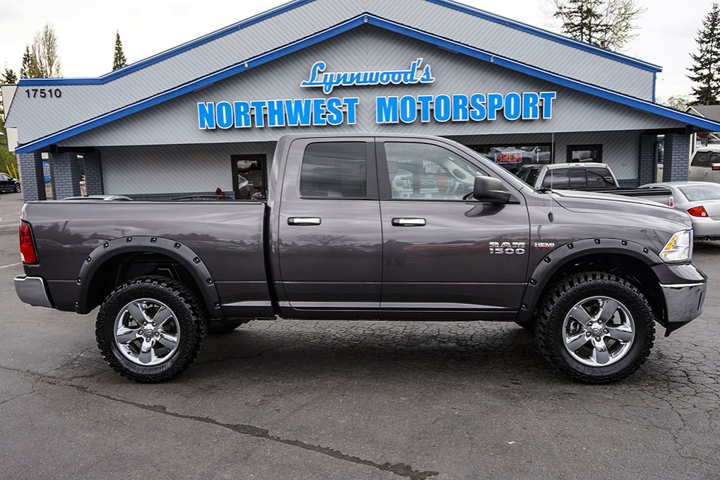 used 2015 dodge ram 1500 big horn 4x4 truck for sale northwest motorsport. Black Bedroom Furniture Sets. Home Design Ideas