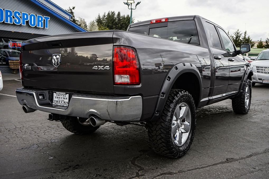 Dodge Big Horn >> Used 2015 Dodge Ram 1500 BIg Horn 4x4 Truck For Sale - 29968