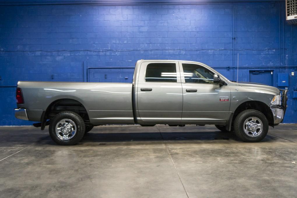 used 2012 dodge ram 3500 4x4 diesel truck for sale northwest motorsport. Black Bedroom Furniture Sets. Home Design Ideas