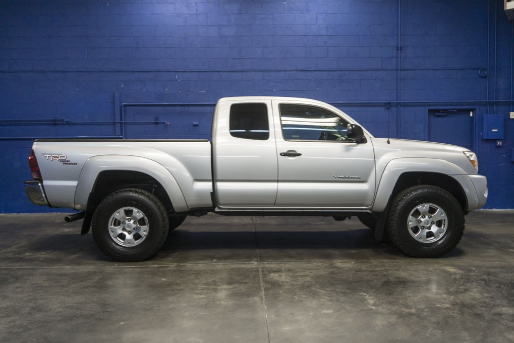 used 2008 toyota tacoma trd 4x4 truck for sale northwest motorsport. Black Bedroom Furniture Sets. Home Design Ideas