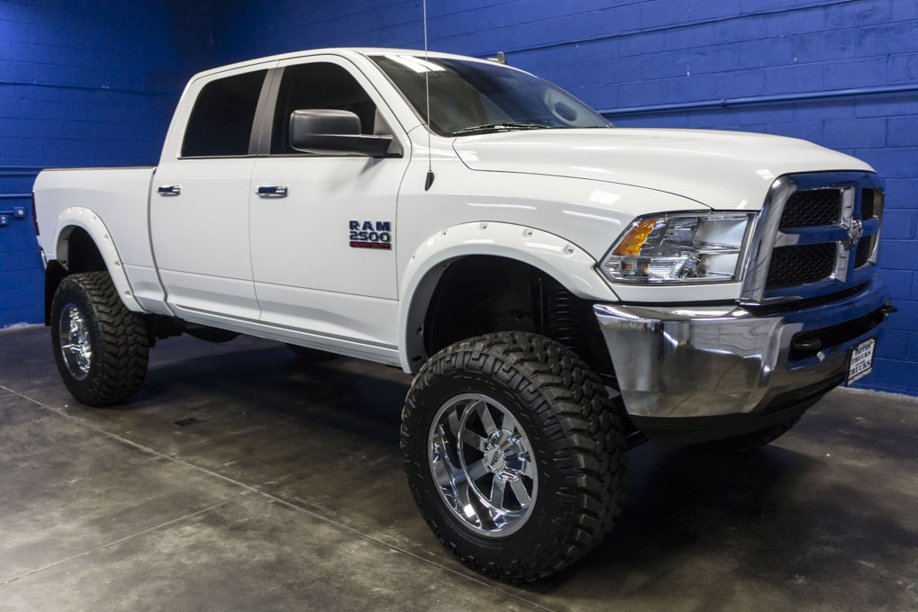 used lifted 2016 dodge ram 2500 slt 4x4 diesel truck for sale northwest motorsport. Black Bedroom Furniture Sets. Home Design Ideas