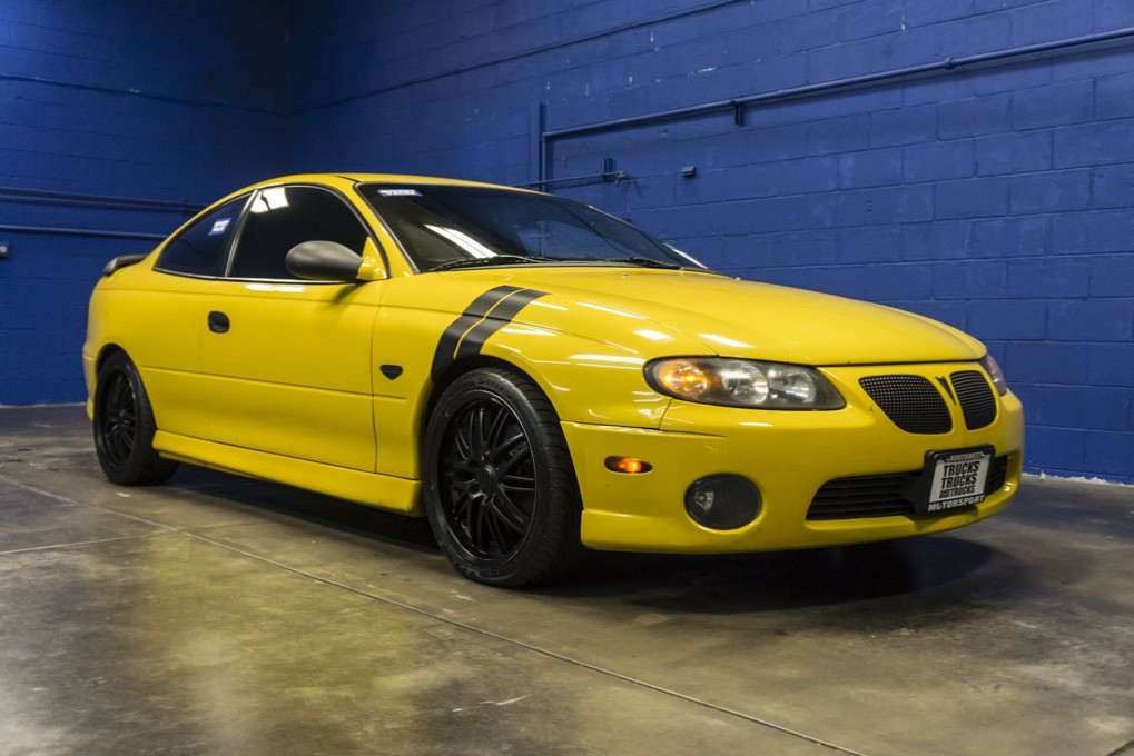 used 2004 pontiac gto rwd coupe for sale 30452m. Black Bedroom Furniture Sets. Home Design Ideas