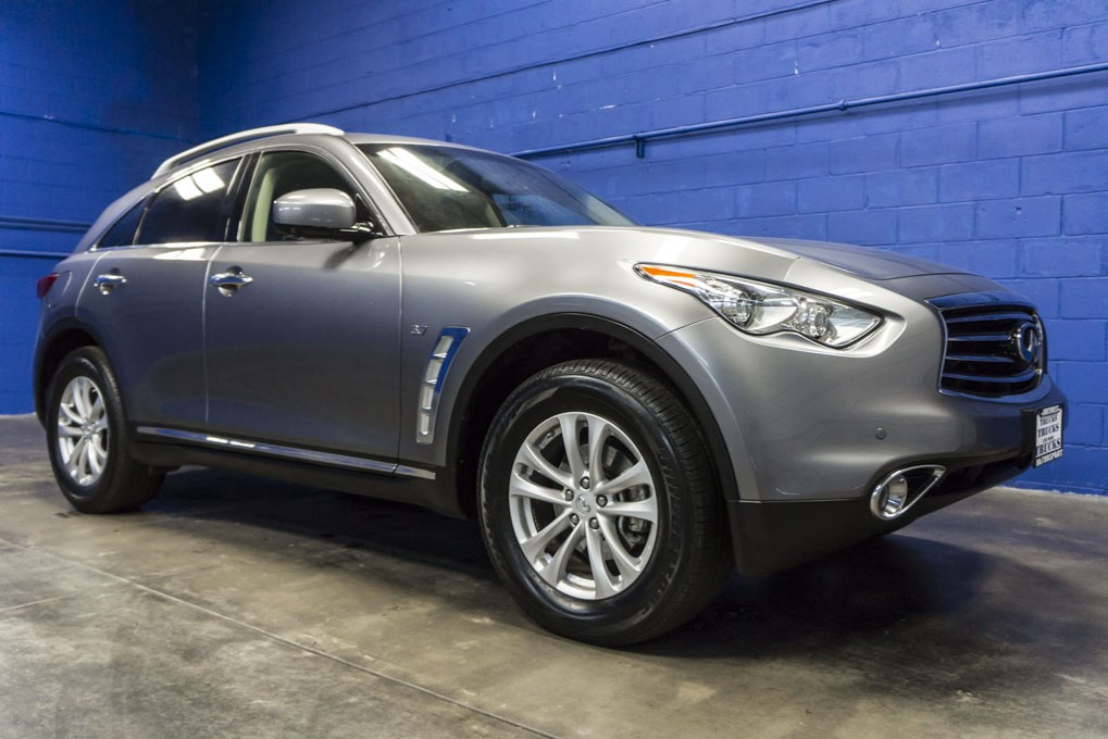 2015 infiniti qx70 awd northwest motorsport. Black Bedroom Furniture Sets. Home Design Ideas
