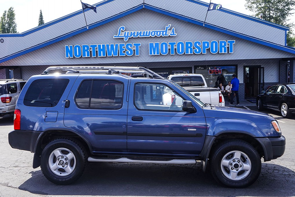 used 2001 nissan xterra limited 4x4 suv for sale 30532b. Black Bedroom Furniture Sets. Home Design Ideas