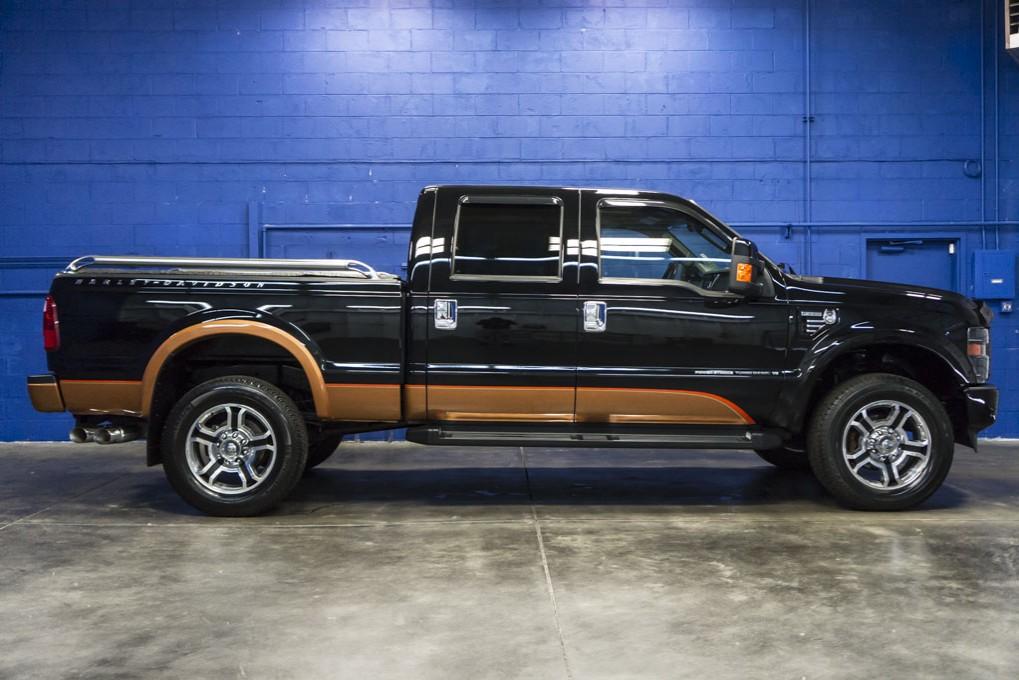 used 2008 ford f 350 harley davidson 4x4 diesel truck for sale northwest motorsport. Black Bedroom Furniture Sets. Home Design Ideas