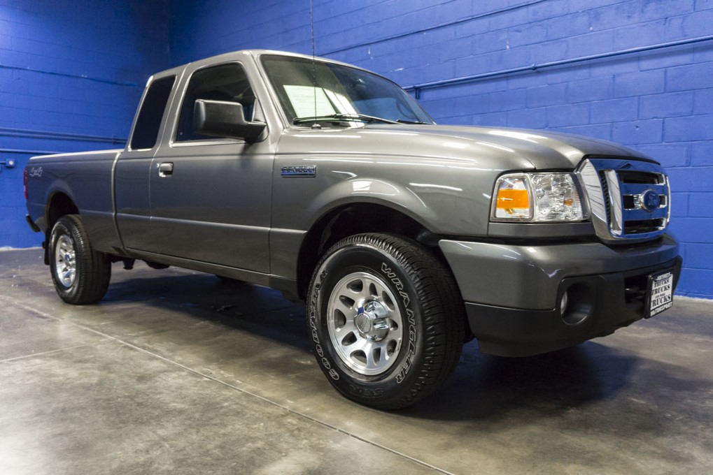 used 2011 ford ranger xlt 4x4 truck for sale 30613. Black Bedroom Furniture Sets. Home Design Ideas