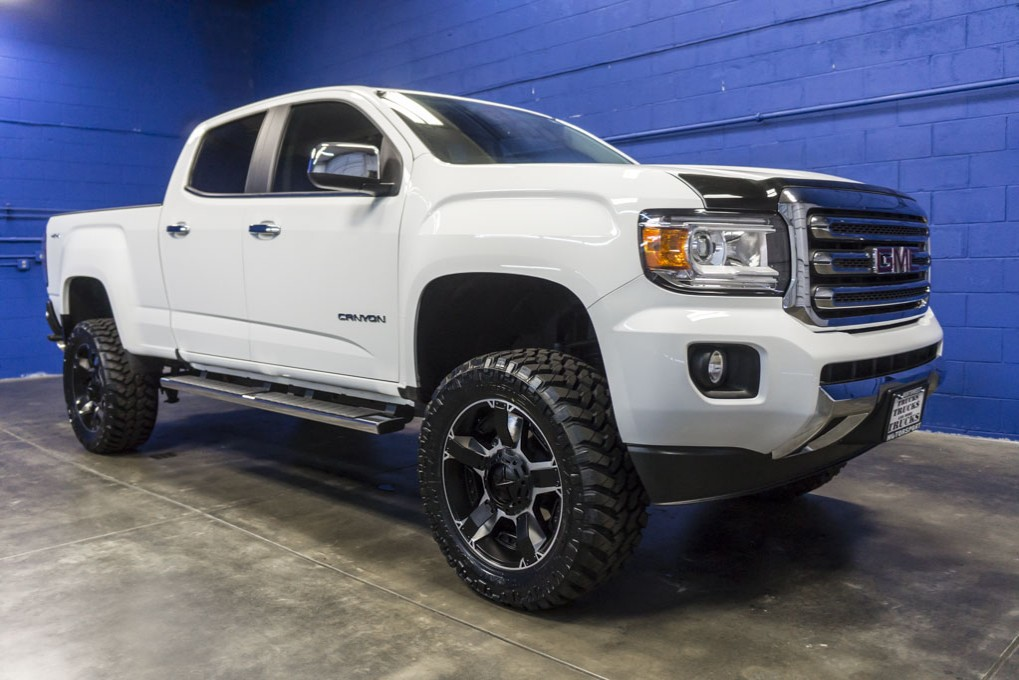 2015 gmc canyon slt 4x4 northwest motorsport. Black Bedroom Furniture Sets. Home Design Ideas