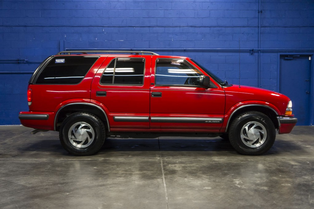 2004 chevy chevrolet blazer owners manual